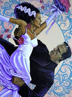 ☆ The Wedding -::- By Artist Mike Bell ☆