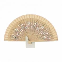 Abanico mini madera calada y pequeñas flores Hand Fans, Weapons, Projects To Try, Objects, Home Appliances, Diy Crafts, Accessories, Vestidos, Little Flowers