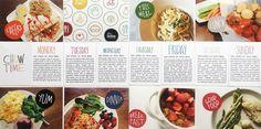 Week Of Food at Ali Edwards