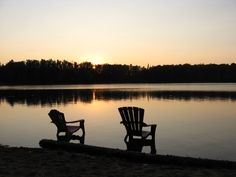 Don't you wish you could end everyday like this? #Vilas, #Wisconsin