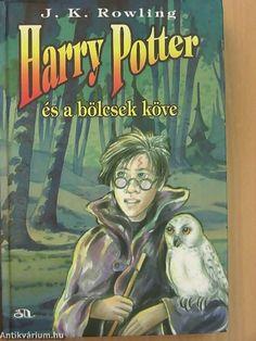 J. K. Rowling: Harry Potter és a bölcsek köve, Animus Kiadó (1999)