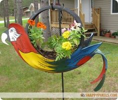 diy-old-tire-projects-9 - Snappy Pixels