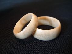 Deer Antler Ring by PureOutdoorCreations on Etsy, $15.00