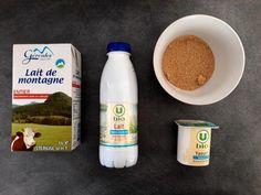 Commerce, Coconut Water, Drinks, Bottle, Tableware, Food, Recherche Google, Fruit Yogurt, Goat Cheese