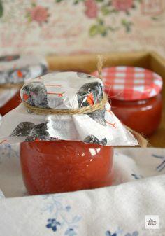 Mermelada de Ciruela Roja | CON HARINA EN MIS ZAPATOS