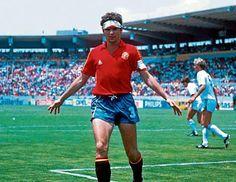 José Antonio Camacho 7 de junio de 1986, 12:00Irlanda del Norte 1:2 (0:2) EspañaEstadio Tres de Marzo, Zapopan