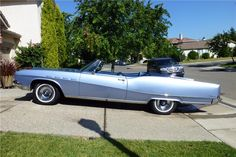 1967 BUICK ELECTRA 225 CONVERTIBLE - Barrett-Jackson Auction Company - World's Greatest Collector Car Auctions