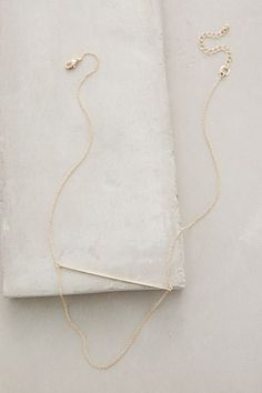Aerialist Draped Necklace - #anthrofave