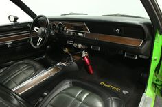 Plymouth Duster, 70s Muscle Cars, Aluminum Radiator, Rear Brakes, Automatic Transmission, Sport Cars, Mopar, Colorful Interiors, Cars Motorcycles
