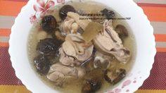 香菇雞湯(電鍋料理)