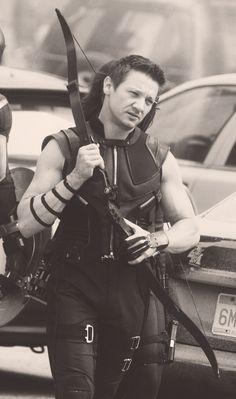 Hawkeye -- The Avengers