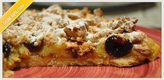 Ricetta Crostata Amalfitana crema e amarene | Cucinare alla Napoletana
