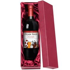 Personalised Fathers Day Red Wine - Various Labels  from Personalised Gifts Shop - ONLY £19.95