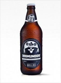 Cerveja Raimundos Helles                          - 600ml.