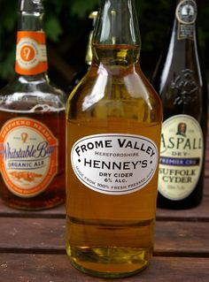 English Ciders