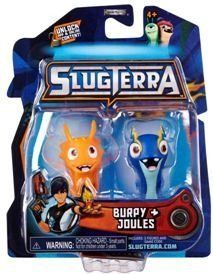 Slugterra Mini Figure 2-Pack Burpy V1 & Joules [Includes Code for Exclusive Game Items] by Slugterra TOY (English Manual): Amazon.fr: Jeux et Jouets