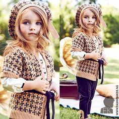 Fall Dresses For Little Girls Every girl needs a matching