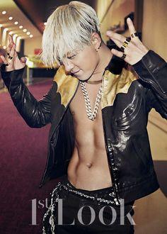 TAEYANG - 1st Lookオフィシャルサイト「2014 MAMA in 香港」 TAEYANG(SOL:テヤン:トン・ヨンベ) 1st Look website - 2014 Mnet Asian Music Awards in Hong Kong