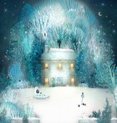 Winter by Lisa Evans