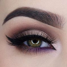4 classy smokey eye make up (3)