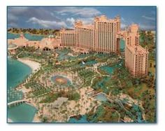 Want to stay here one day! Atlantis - Bahamas