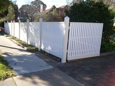 Check out our range of picket fences today.