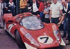 Fittipaldi Porsche #7