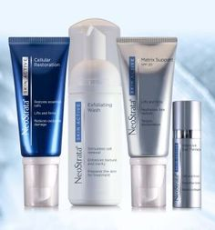 Shop for NeoStrata Skin Active Comprehensive Anti-Aging Regimen. Get free delivery On EVERYTHING* Overstock - Your Online Beauty Products Destination! Get in rewards with Club O! Anti Aging Moisturizer, Anti Aging Skin Care, Skin Active, Skin Clinic, Younger Skin, Aging Cream, Skin Care Regimen, Travel Size Products, Skincare