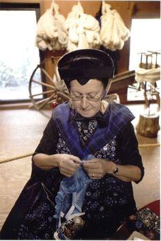 Grandma from 'Staphorst'