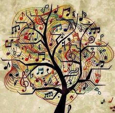 Music & Trees...what's not to love ?