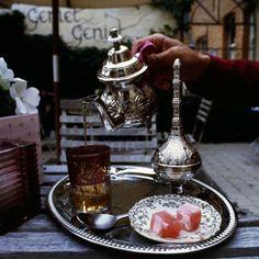 Tea in Turkey Tea Culture, Drinking Tea, Coffee Maker, Turkey, Kitchen Appliances, Coffee Maker Machine, Diy Kitchen Appliances, Coffeemaker, Home Appliances