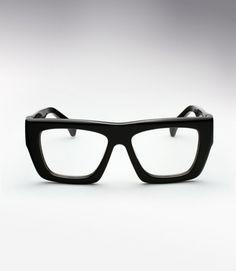 AM Eyewear Merridy Eyeglasses - Black Mens Glasses Frames, Kingsman, Glasses Shop, Mens Fashion Wear, Fashion Eye Glasses, Men Eyeglasses, Eyewear, Sunglasses, Hipster Glasses
