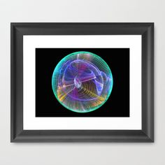Sir Isaac Newton Framed Art Print by TerryWeaver111 - $32.00