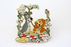Lady and the Tramp - Flower & Garden