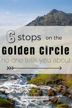 6 stops on the Golden Circle route in Iceland that no one tells you about! | Life With a View