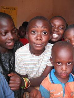 http://www.abroaderview.org Volunteer Abroad Uganda Orphanage School Program -  Shoes Donations and Construction program by abroaderview.volunteers, via Flickr