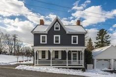Dawn Long & Associates of RE/MAX® Results just listed 4 Washington Street Middletown MD 21769 Wonderfully restored Circa 1890 home oozing with charm in the heart of Middletown. Wood floors, exposed timbers, front porch and balcony. Mitsubishi Mini Split zoned heating and cooling and top of the line appliances. Located directly across from the farmers market and The Main Cup Restaurant and a short walk to the library, schools and parks. Large corner lot with plenty of room to play or garden.