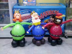 Los Reyes Magos de globos ya han llegado a Duldi Almería. ¿A qué esperas para pedir los tuyos?