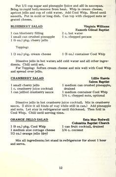 Jello Dessert Recipes, Dessert Salads, Fruit Recipes, Delicious Desserts, Snack Recipes, Fruit Salads, Jello Salads, Snacks, Bon Appetit