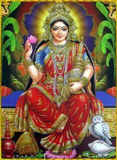 The ancient story of goddess Lakshmi—bestower of power, wealth and sovereignty Indian Goddess, Mother Goddess, Goddess Lakshmi, Aphrodite Goddess, Jai Hanuman, Durga Maa, Krishna Hindu, Lakshmi Images, Shiva Lord Wallpapers