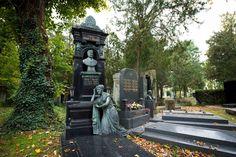 Zentralfriedhof -