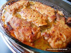 KREMENADLE IZ RERNE: Jako meke, u finom sosu a priprema veoma jednostavna i brza... ~ Recepti i Ideje