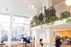 Ipi Kulmakuppila /// Porthansgatan 13 /// Gorgeous café