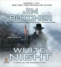 White Night (The Dresden Files, #9) - Jim Butcher