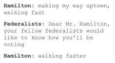 walking faster