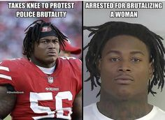 Huh...now that's a thinker. #FuckTheNFL #Hypocrite