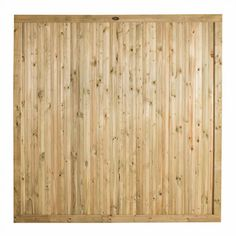 Forest 6' x 6' Acoustic Noise Reduction Tongue and Groove Fence Panel (1.83m x 1.80m) | Buy Fencing Direct Sawn Timber, Trellis Panels, Fence Panels, Fence Post Caps, Wooden Posts, Horizontal Fence, British Standards, Noise Levels
