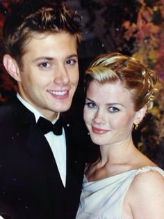 """Ali Sweeney tweeted this pic welcoming JA to twitter :) This is when I fell for him! """"Days of our lives"""""""