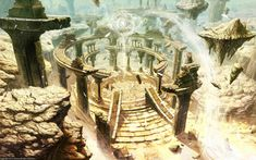 A Crack in Time from The War of Genesis IV: Spiral Genesis