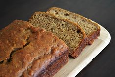 Healthy! Peanut Butter Banana Bread Recipe on Yummly